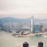Hong Kong Landscape Image